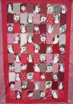 Snow Flurries Quilt Pattern by Turnberry Lane Patterns