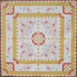 Paisley & Polka Dots Quilt Pattern from Turnberry Lane Patterns