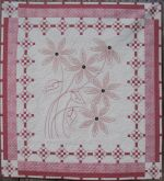 Retro Red Quilt Pattern by Turnberry Lane Patterns