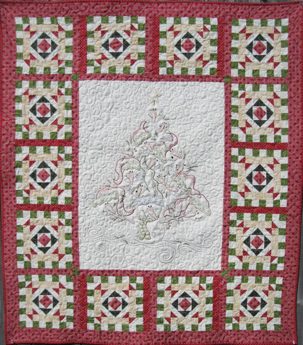 Hand Embroidery quilt patterns to make beautiful gifts and family ... : embroidered quilts patterns - Adamdwight.com