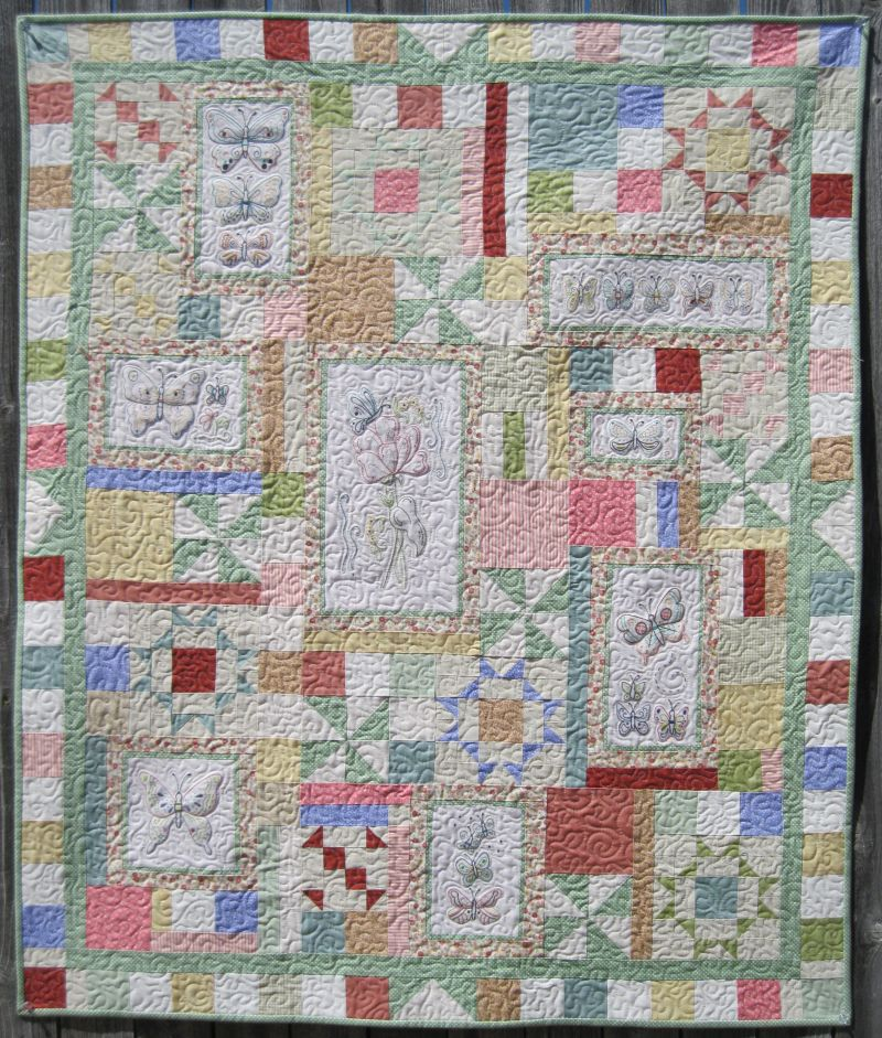 Turnberry Lane Machine Embroidery patterns, table runners, quilts ... : machine embroidery quilting - Adamdwight.com